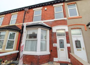 Thumbnail 5 bed terraced house to rent in Cocker Street, Blackpool