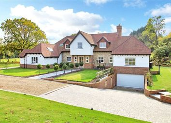 Thumbnail 6 bed detached house to rent in Bewley Lane, Plaxtol, Sevenoaks