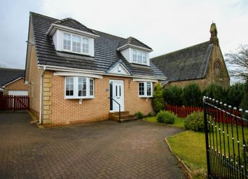 Thumbnail 4 bedroom detached house to rent in West Benhar Road, Harthill