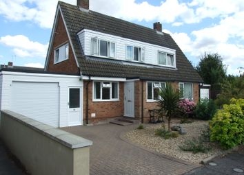 Thumbnail 2 bed semi-detached house to rent in Chase Close, Arlesey