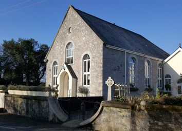 Thumbnail 5 bed town house for sale in Enniscaven, St Austell