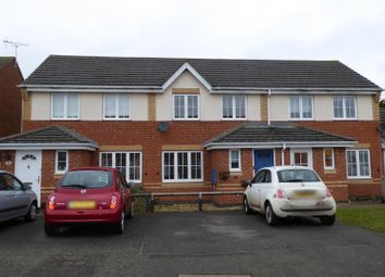 Thumbnail 2 bed terraced house to rent in Snelston Close, Oakham