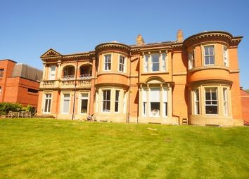 Thumbnail 3 bed flat to rent in Didsbury Lodge Hall, Didsbury