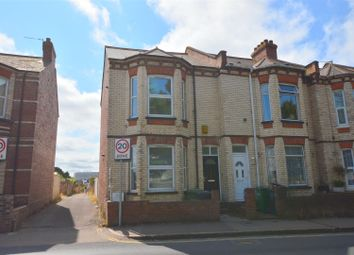 Thumbnail 2 bed flat to rent in Magdalen Road, St. Leonards, Exeter