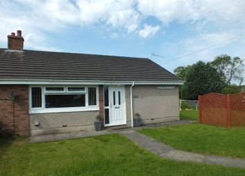 Thumbnail 2 bed semi-detached bungalow for sale in Summers Villas, Milton, Tenby