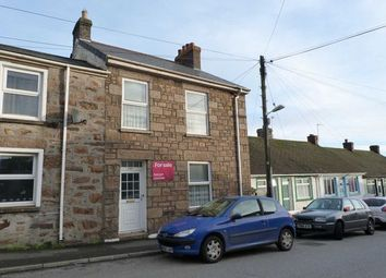 Thumbnail 3 bed end terrace house for sale in North Roskear Road, Tuckingmill, Camborne