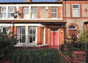Thumbnail 3 bed terraced house for sale in South Road, West Kirby, Wirral