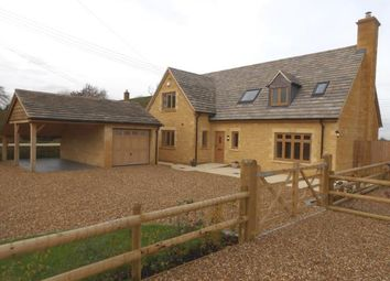 Thumbnail 4 bed detached house for sale in Weston-Subedge, Chipping Campden, Gloucestershire