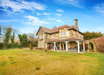 The Knoll, Barmoor, Morpeth NE61. 4 bed detached house