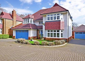 Thumbnail 4 bed detached house for sale in Whalebone Wood Road, Pease Pottage, Crawley, West Sussex