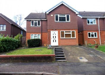 Thumbnail 4 bed detached house to rent in Morgan Close, Northwood
