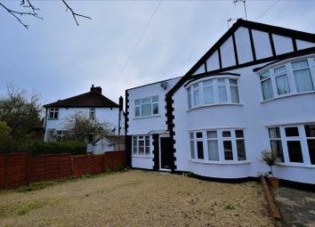 Thumbnail 4 bed semi-detached house for sale in Stane Way, Epsom