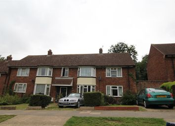 Thumbnail 2 bedroom flat for sale in Maidenhall Approach, Ipswich