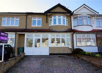 Thumbnail 4 bedroom terraced house for sale in Harrow Road, Carshalton