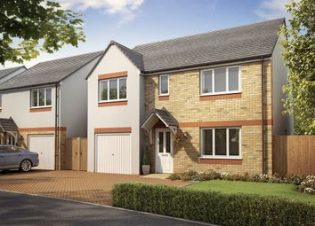 "Thumbnail 5 bed detached house for sale in ""The Thornwood"" at Lanton Road, Off Drysdale Avenue, Larbert"
