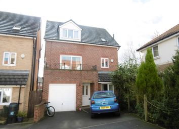 Thumbnail 4 bed detached house to rent in Booker Close, Inkersall, Chesterfield