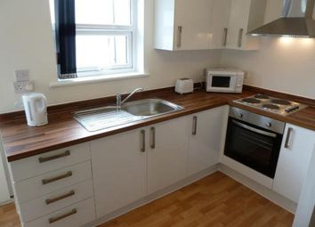 Thumbnail 3 bed flat to rent in Grenville Road, Plymouth