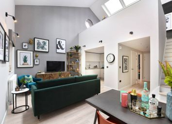 Thumbnail 2 bed flat for sale in Hornsey High Street, Crouch End