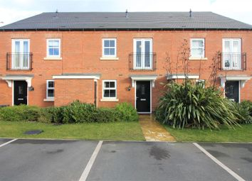 Thumbnail 2 bed terraced house for sale in Rebecca Court, Ashby-De-La-Zouch