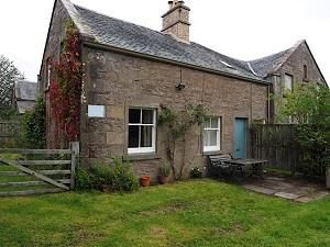 Thumbnail 1 bed end terrace house to rent in Dunning, Perth