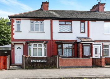 Thumbnail 2 bed semi-detached house to rent in Clement Street, Nuneaton