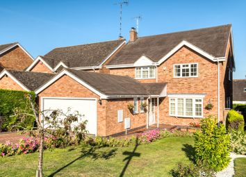 Thumbnail 4 bed detached house for sale in Brook End Close, Henley-In-Arden, Warwickshire