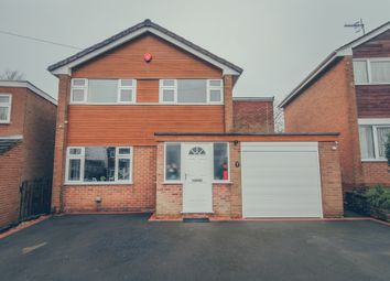 Thumbnail 4 bed detached house for sale in Rolleston Drive, Newthorpe, Nottingham