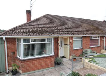 Thumbnail 3 bed semi-detached bungalow for sale in Cae Glas, Barry