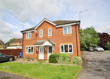 Thumbnail 3 bed semi-detached house for sale in Leeson Road, Towcester