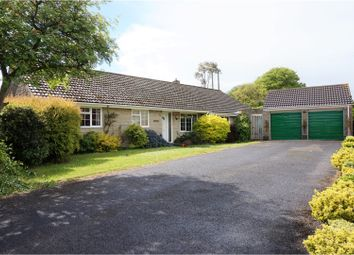 Thumbnail 5 bed detached bungalow for sale in Scobell Rise, High Littleton