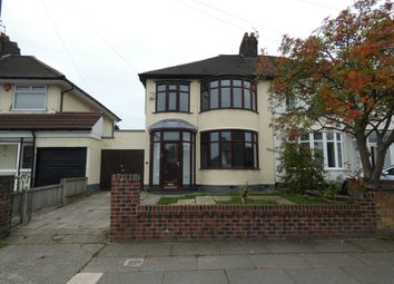 Thumbnail 3 bed semi-detached house for sale in Score Lane, Childwall, Liverpool