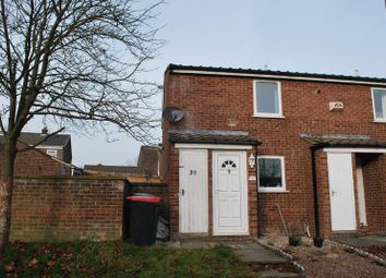 Thumbnail 2 bedroom end terrace house to rent in White Horse Close, Dawley Bank, Telford