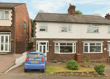 Thumbnail 3 bed semi-detached house for sale in Sherwood Vale, Mapperley, Nottingham