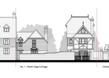 Thumbnail Land for sale in Heath Edge, 51 High Street, Haslemere, Surrey