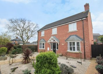 4 bed detached house for sale in Mitchcroft Road, Longstanton, Cambridge CB24