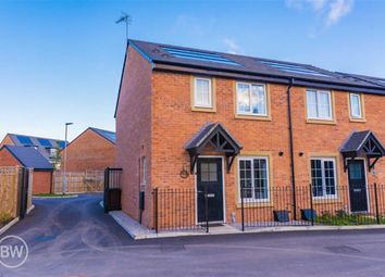 Thumbnail 3 bed semi-detached house for sale in Ackers Fold, Leigh, Lancashire