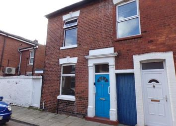 Thumbnail 2 bed end terrace house for sale in Arkwright Road, Preston, Lancashire