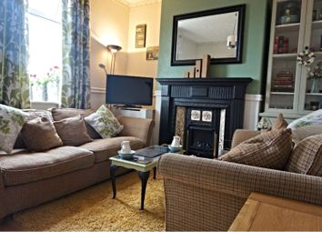 Thumbnail 2 bed terraced house for sale in Baker Street, Worksop