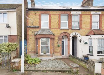 Thumbnail 3 bed end terrace house for sale in Hastings Avenue, Margate