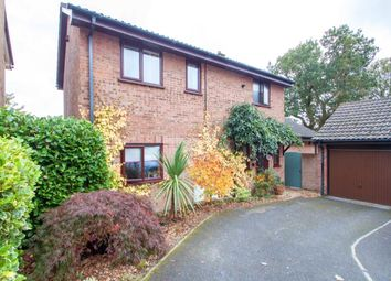 Thumbnail 4 bed detached house for sale in Maristow Close, Plymouth