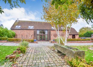 Thumbnail 5 bed barn conversion for sale in Twyning Green, Twyning, Tewkesbury, Gloucestershire
