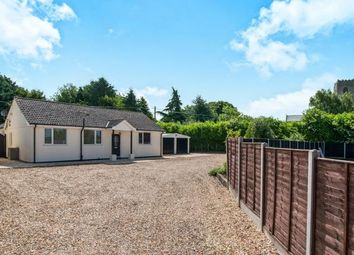 Thumbnail 4 bed bungalow for sale in Carbrooke, Thetford