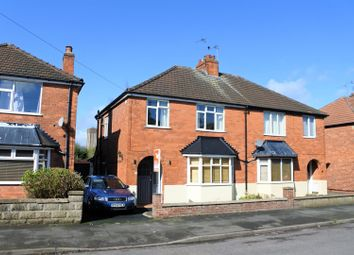 Thumbnail 3 bed semi-detached house for sale in Huntingtower Road, Grantham