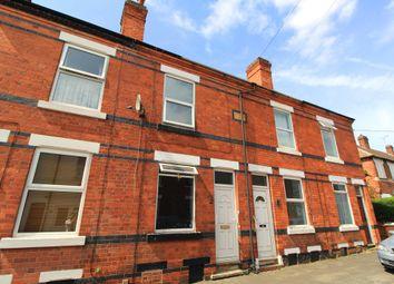 Thumbnail 2 bed terraced house for sale in Cheltenham Street, Basford, Nottingham