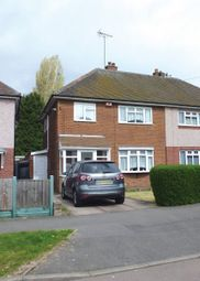 Thumbnail 3 bedroom semi-detached house for sale in Norwich Road, Walsall, West Midlands