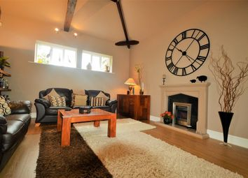 Thumbnail 4 bedroom barn conversion for sale in Norfolk Close, Edgerton, Huddersfield, West Yorkshire