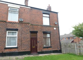 Thumbnail 2 bed end terrace house to rent in Walter Street, Radcliffe, Manchester