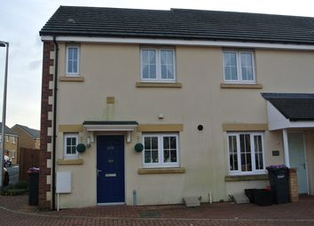 Thumbnail 2 bed end terrace house for sale in Parc Panteg, Griffithstown, Pontypool