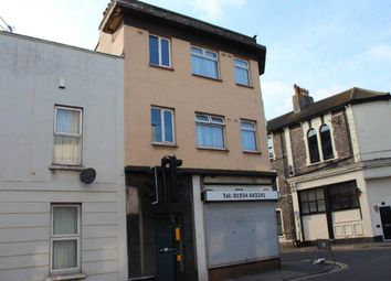 Thumbnail 3 bed flat to rent in Meadow St, Weston-Super-Mare, North Somerset
