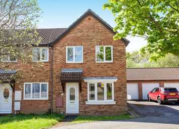 Thumbnail 3 bed terraced house for sale in Pennycress, Locks Heath, Southampton